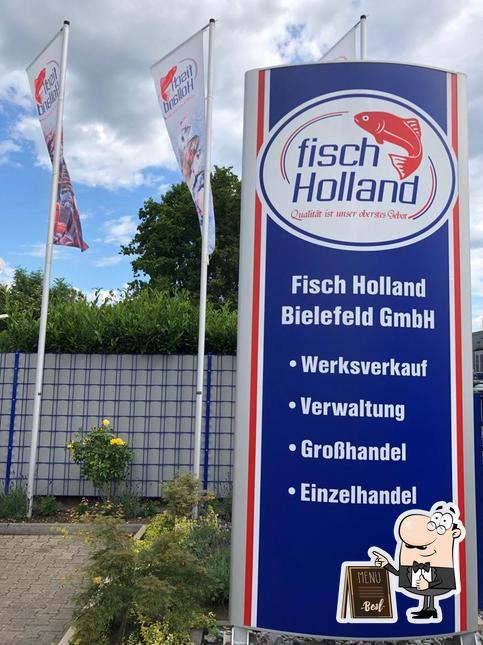 Here's a picture of Fisch Holland Bielefeld GmbH