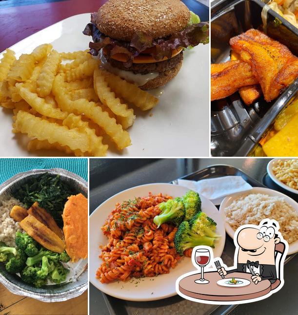 Food at Allah's Kitchen