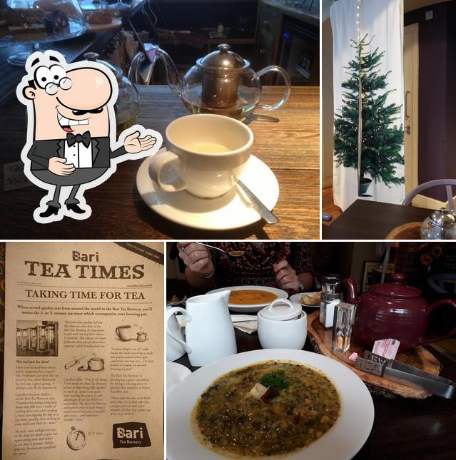 Here's a photo of Bari Tea