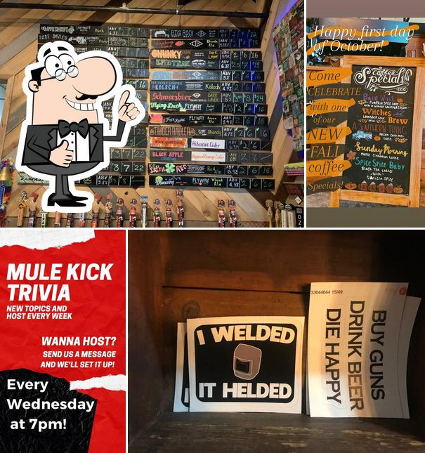 Look at the picture of MuleKick