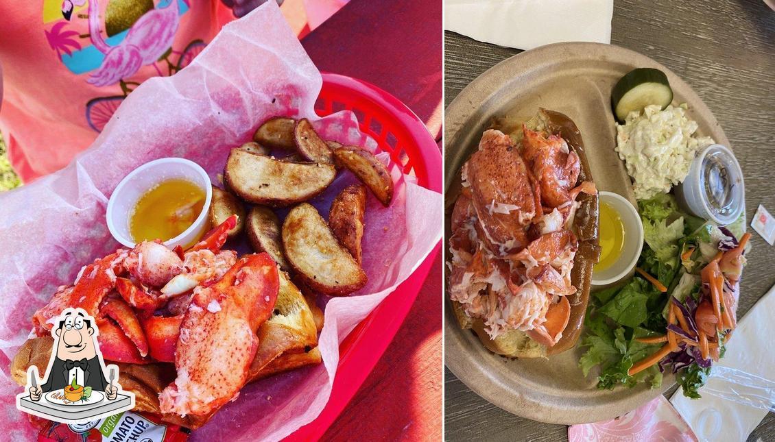 Meals at Joe Loves Lobster Rolls