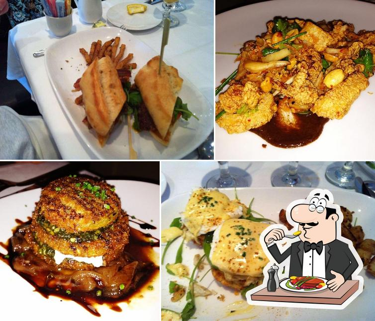 Meals at Blue Moon