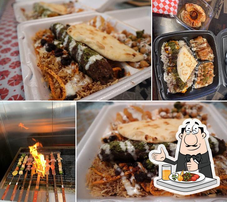 Meals at Ariana Kebabs Bar & Grill