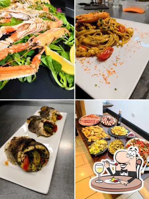 Meals at Tradizioni at Sorrento