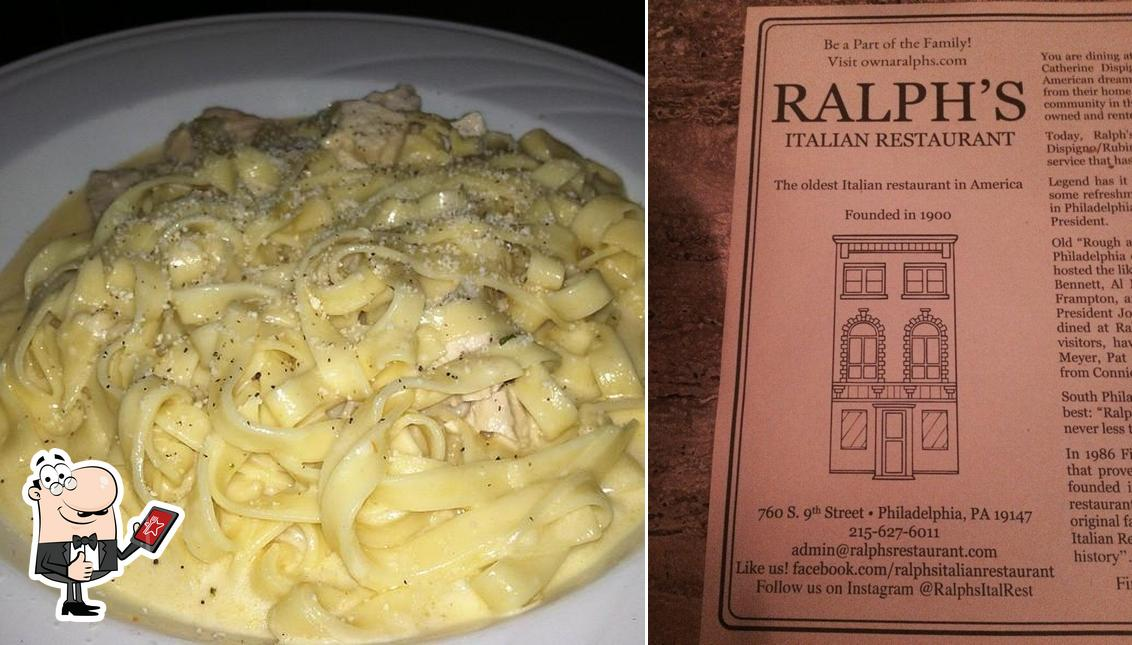 Look at this picture of Ralph's Italian
