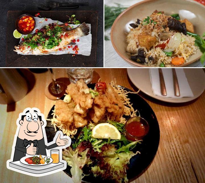 Meals at BoThai