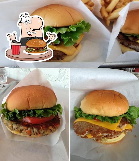 Prueba una hamburguesa en Yo-Burger