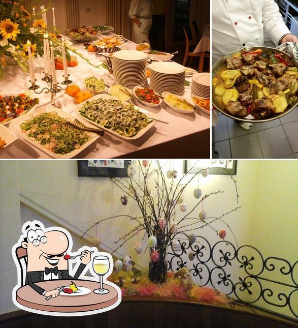 Food at Bodega Espanola