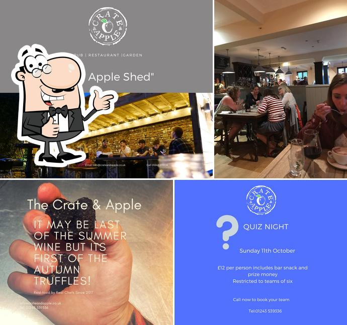 See this image of Crate & Apple Pub