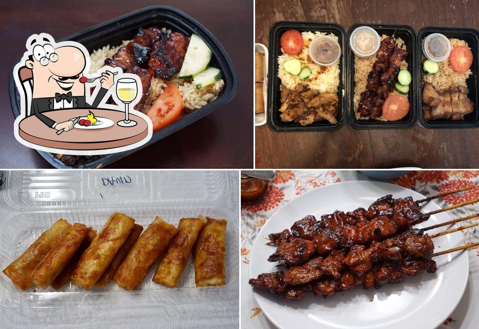 Meals at Zul Cafe and Grill