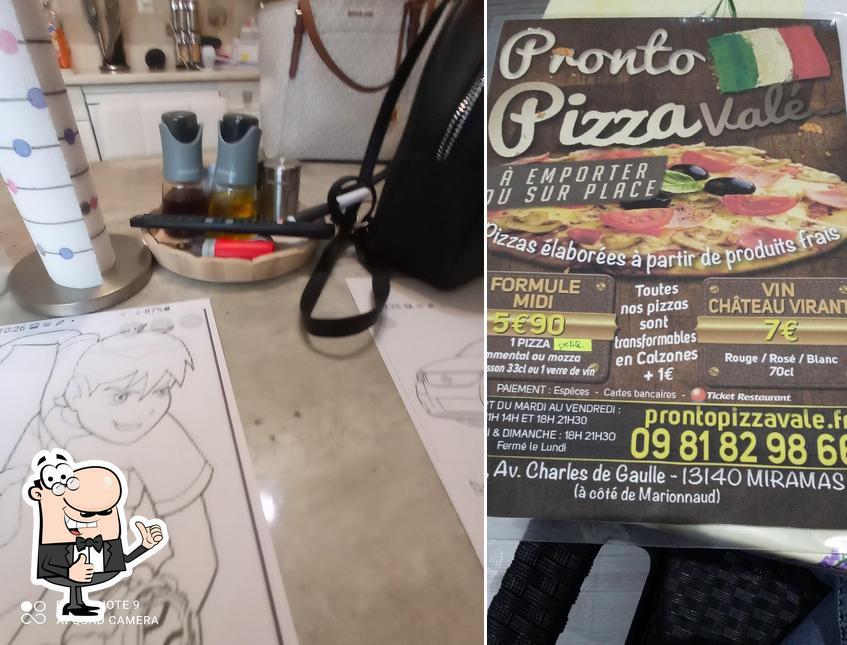 Voici une photo de Pronto Pizza Valé