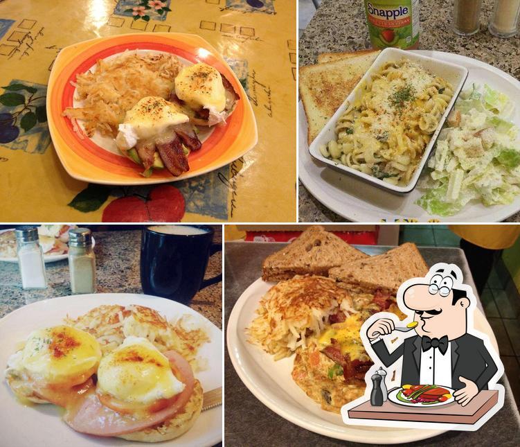 Meals at Only U Cafe