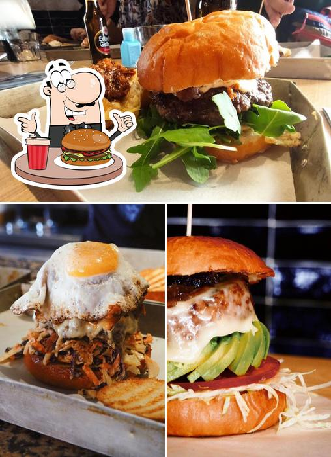 Prueba una hamburguesa en Buco Burger