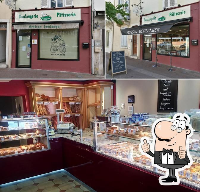 Voici une photo de Boulangerie L'ami d'pain