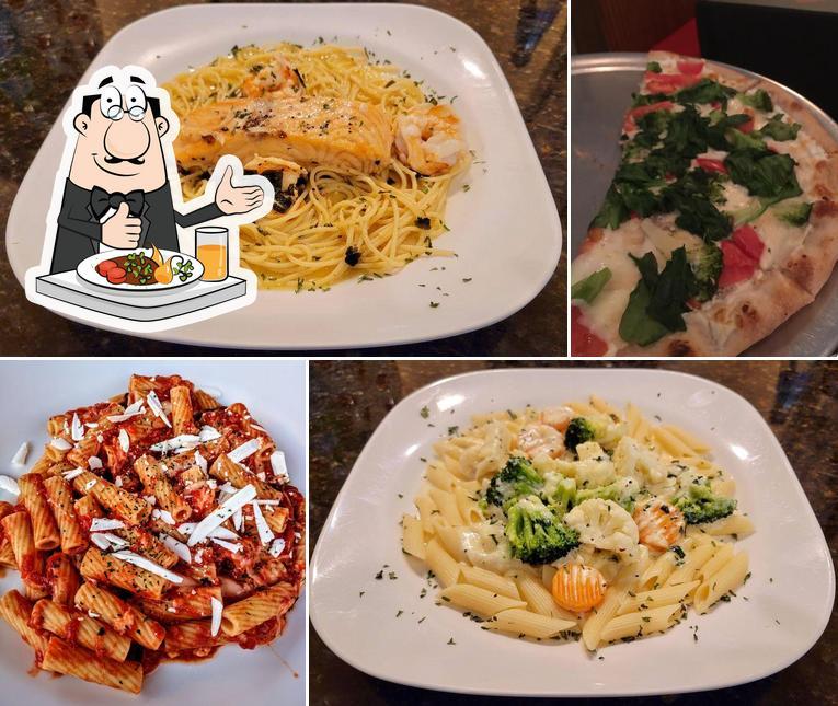 Meals at Sal's italian restaurant