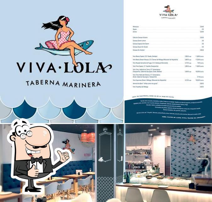 Mire esta foto de Viva Lola Taberna Marinera