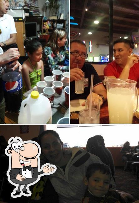 Look at this photo of Restaurant la Cabaña