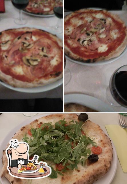 Prenditi una pizza a Pulcinella Pizzaiolo