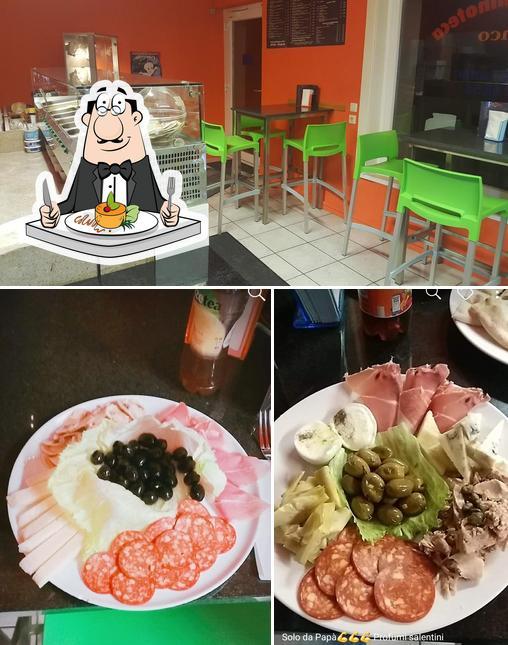 Meals at Da Franco