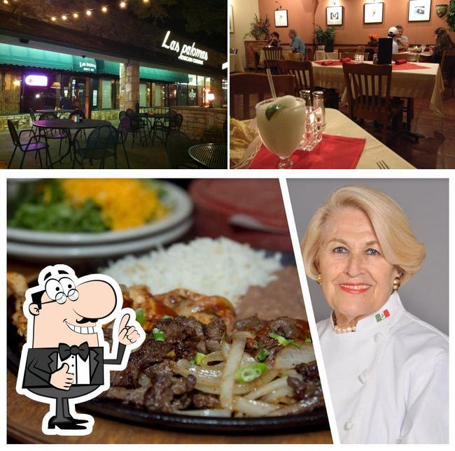 Here's a pic of Las Palomas Restaurant & Bar