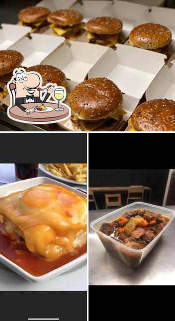 Meals at Casa Frango