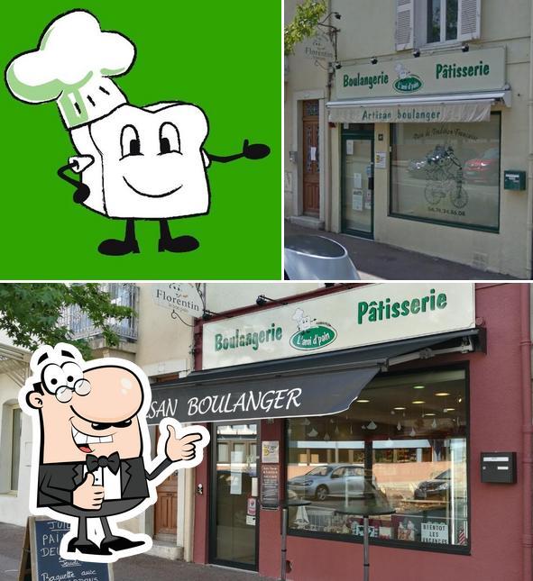 Voir la photo de Boulangerie L'ami d'pain