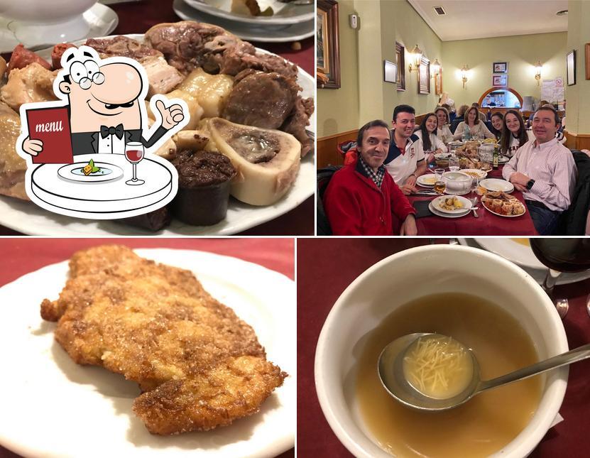 Comida en Nuevo Horno De Santa Teresa