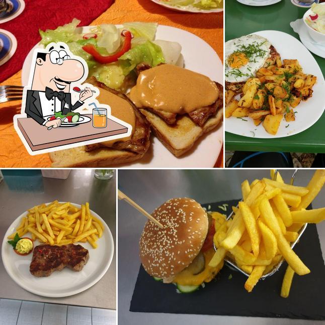 Nourriture à Florianistube