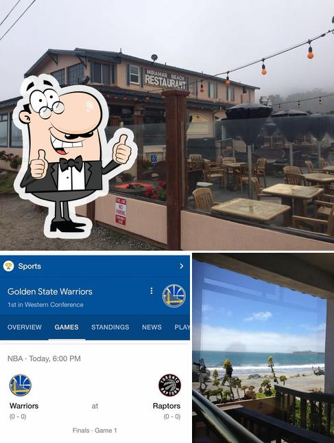 See the picture of Miramar Beach Restaurant