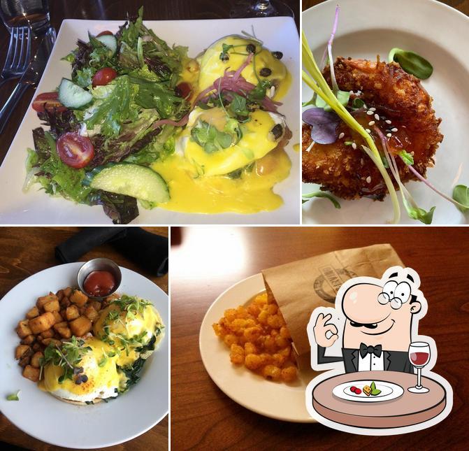 Meals at Lake & Irving Restaurant & Bar