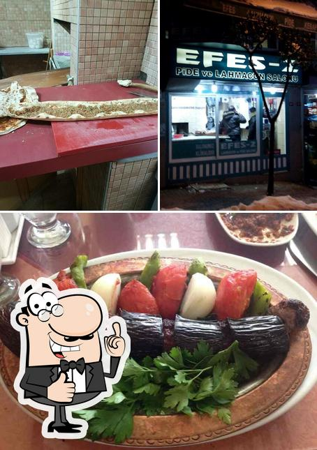 Here's a pic of Efes Pide Ve Kebap Salonu