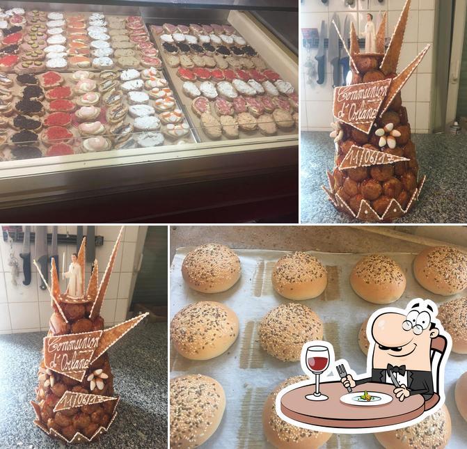 Plats à Boulangerie Josso