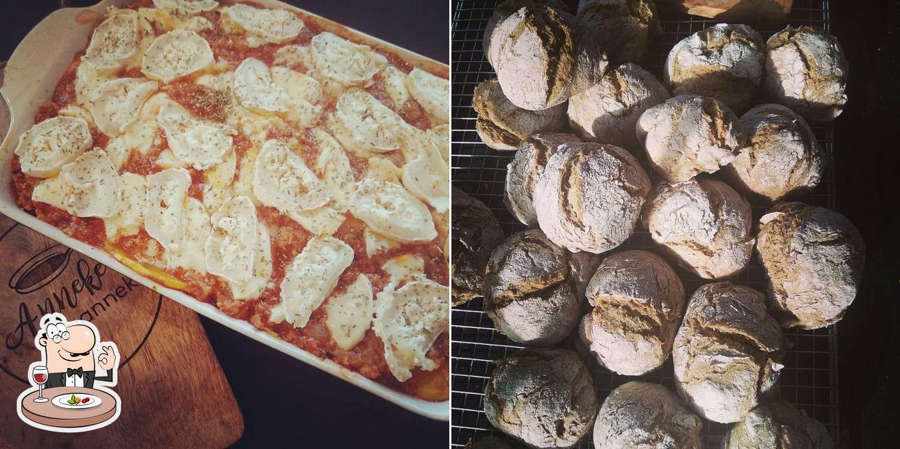 Food at Anneke Panneke - catering en thuisrestaurant