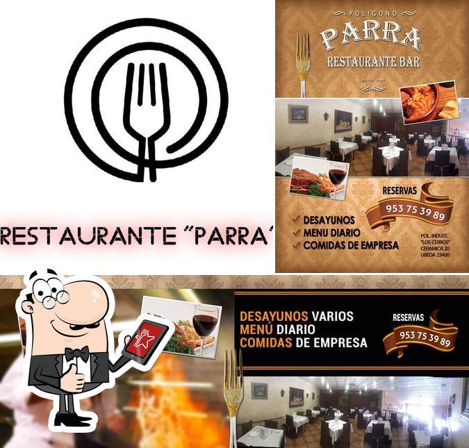 """Здесь можно посмотреть снимок ресторана """"Restaurante Parra"""""""