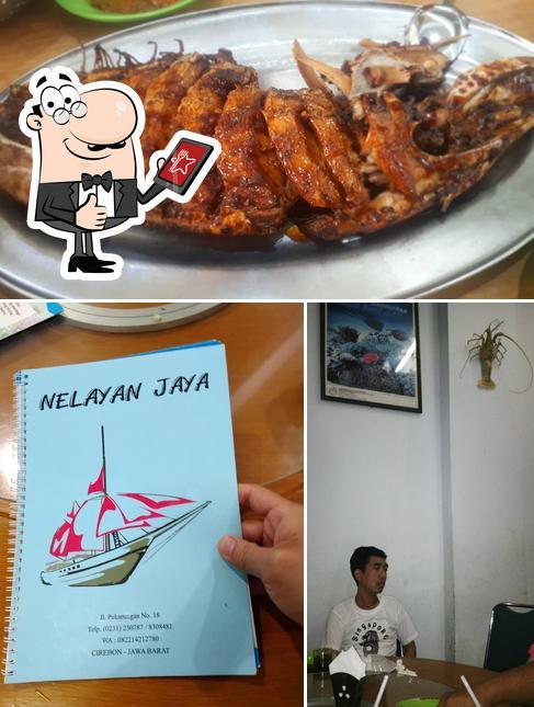 Vea esta imagen de Rumah Makan Nelayan Jaya