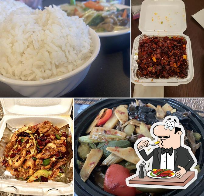 Meals at House of Three Gorges