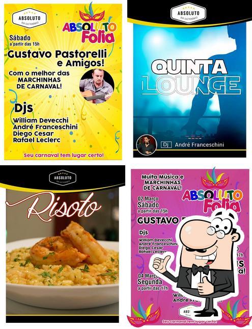 """Снимок паба и бара """"Absoluto Bar Gastronômico"""""""