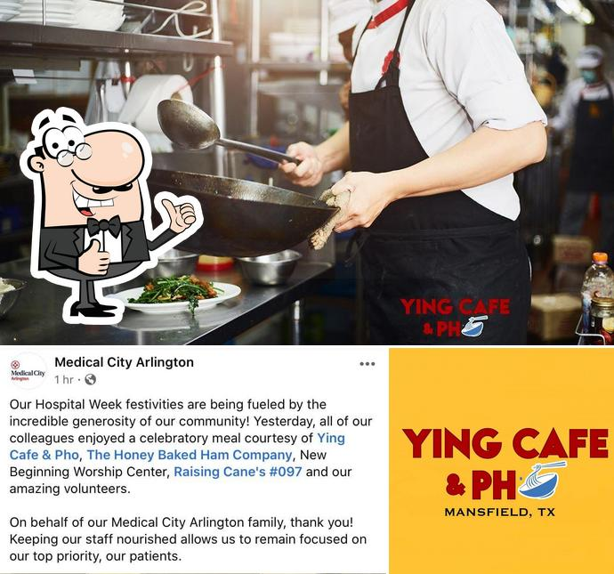 Here's an image of Ying Cafe & Pho