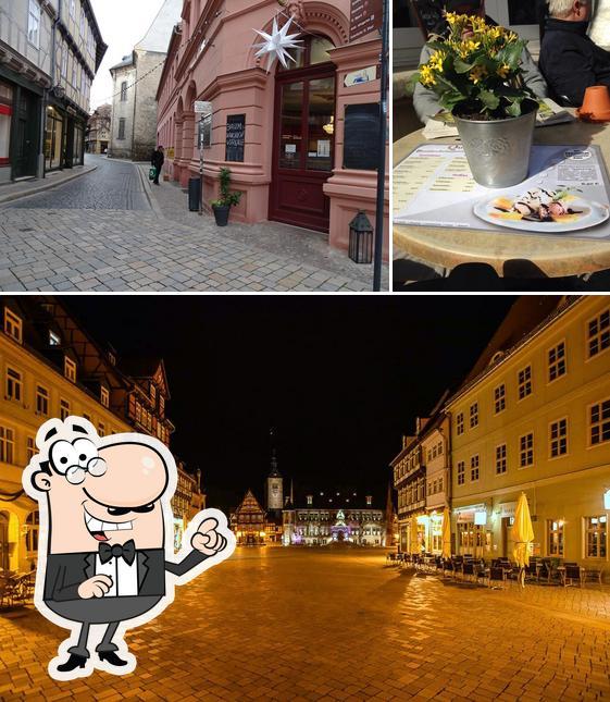 Jetez un coup d'œil à quoi ressemble Baumkuchen Cafe à l'extérieur
