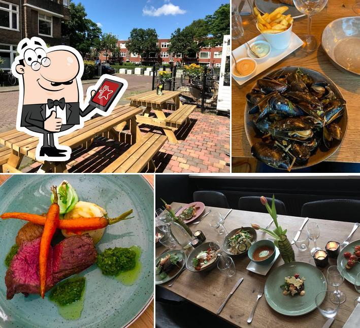 See the photo of Dinercafé Plezant Groningen