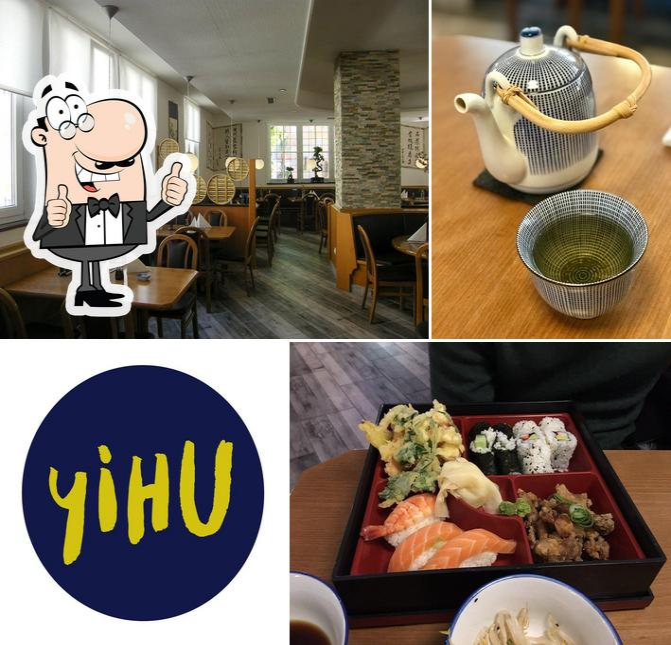 See the pic of Yihu