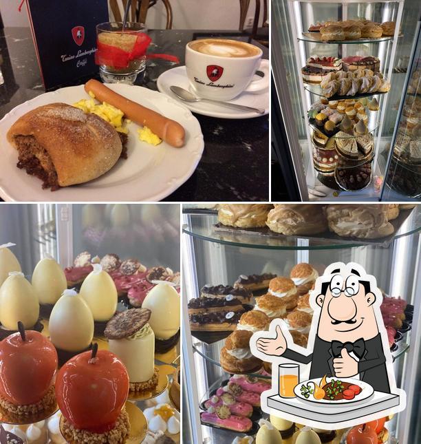 """Еда в """"La Caffé"""""""