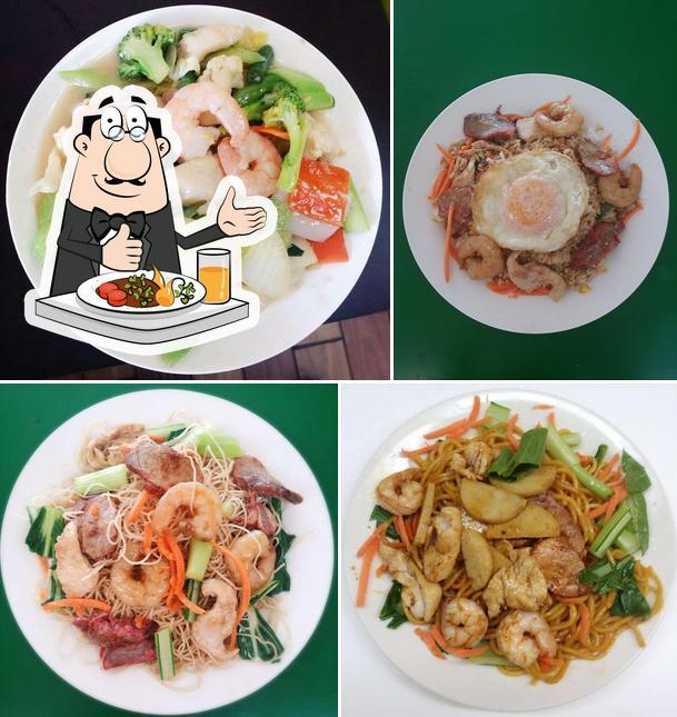 Meals at Xing Long Asian Takeaway