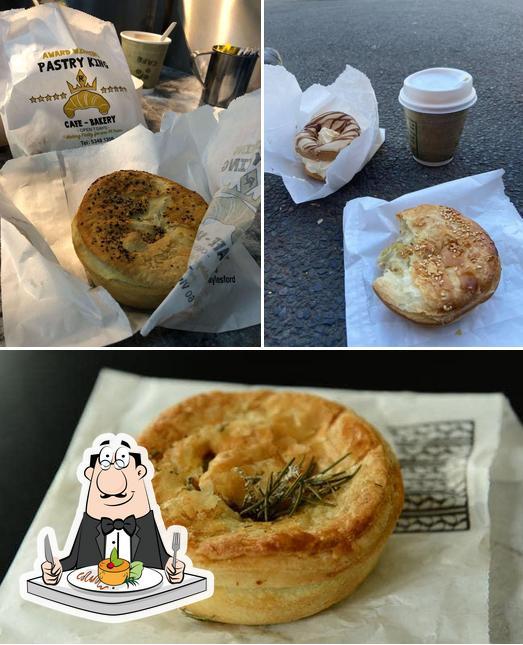Food at Pastry King