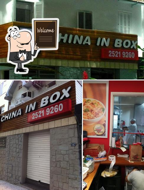 See the picture of China in Box