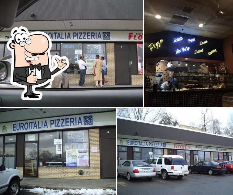 Aquí tienes una foto de EuroItalia Pizza