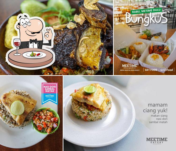 Еда в Meetime