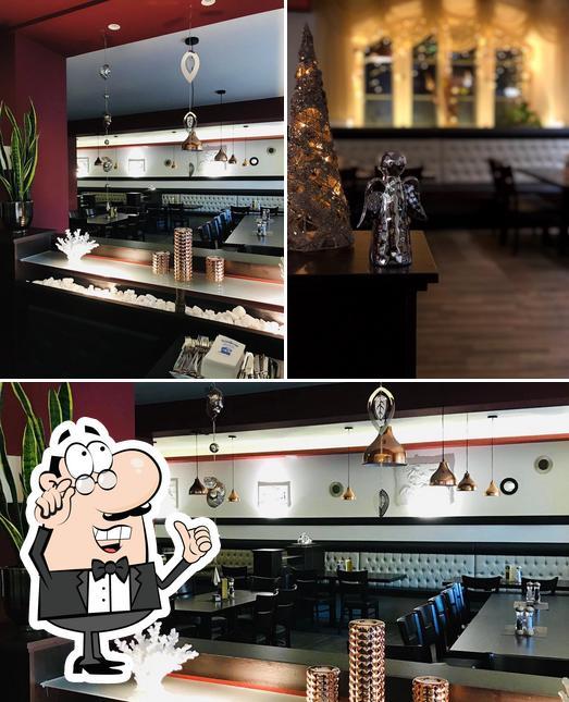 L'intérieur de Griechisches Restaurant Poseidon