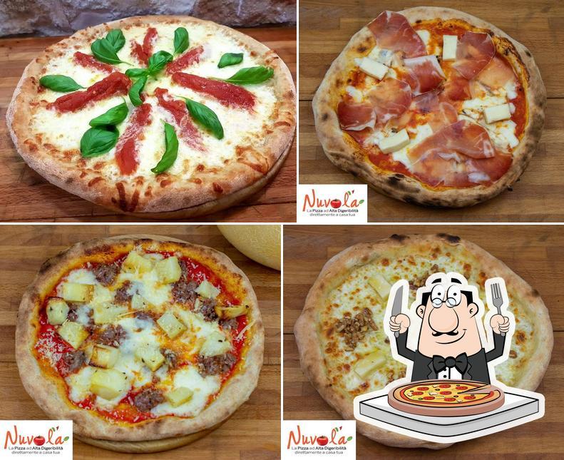Prenditi una pizza a Pizzeria Nuvola