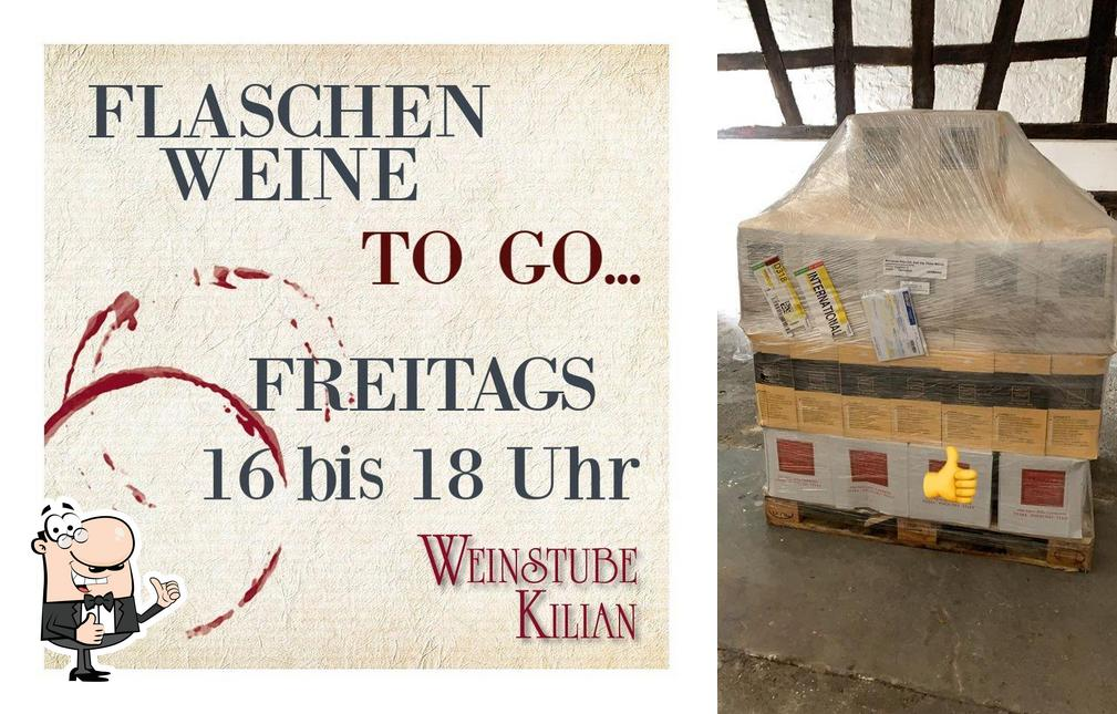 Look at this picture of Weinstube Kilian